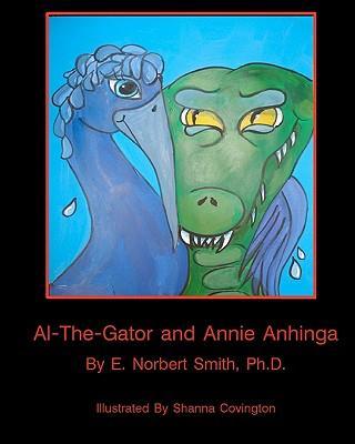 Al-the-Gator and Annie Anhinga