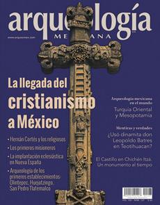 La llegada del cristianismo a México