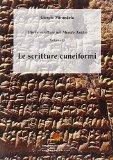 Le scitture cuneiformi