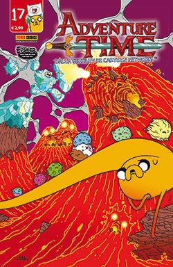 Adventure Time n. 17