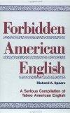 Forbidden American English