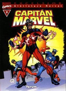 Biblioteca Marvel: Capitán Marvel #3