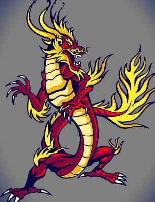 Dragon Warrior Composition Book