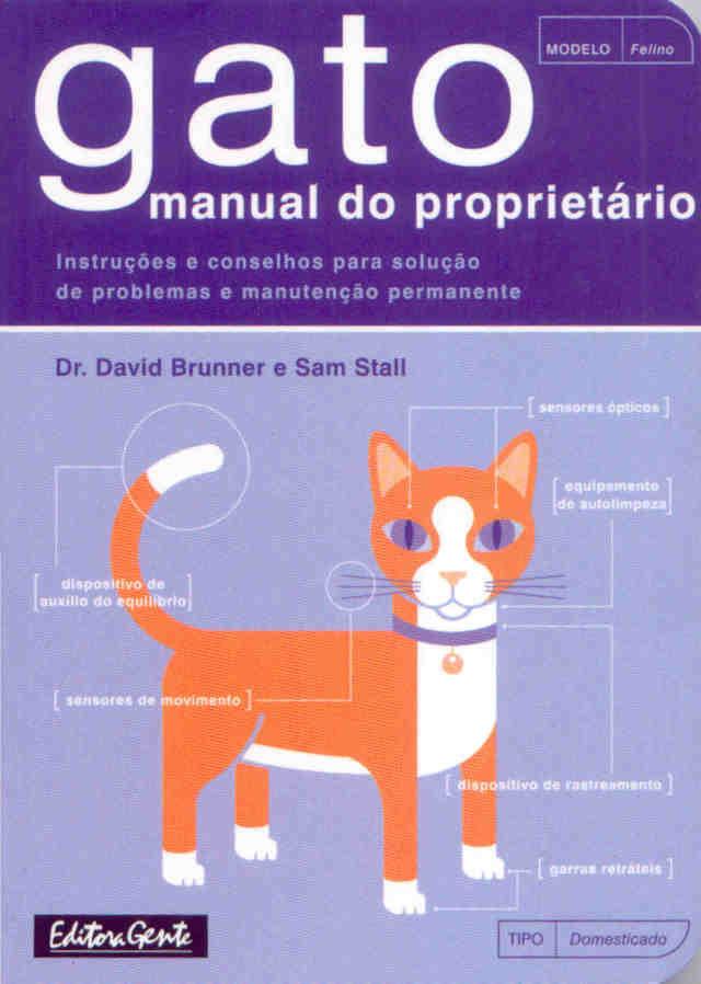 Gato - manual do proprietário