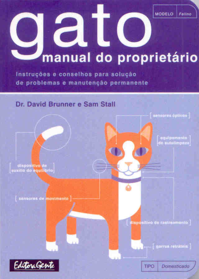 Gato - manual do pro...