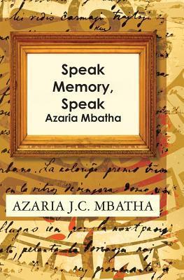 Speak Memory, Speak