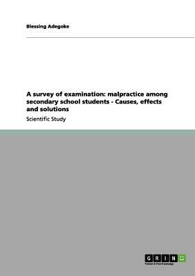 A survey of examination