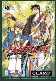 Tsubasa Reservoir Chronicle vol. 20
