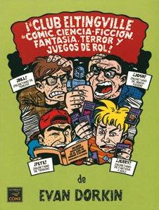 El club Eltingville de cómic, ciencia-ficción, fantasía, terror y juegos de rol