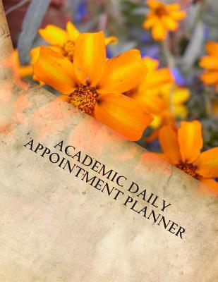 Academic Daily Appointment Planner