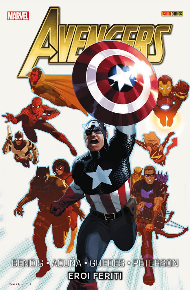 Avengers vol. 3