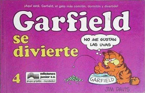 Garfield se divierte