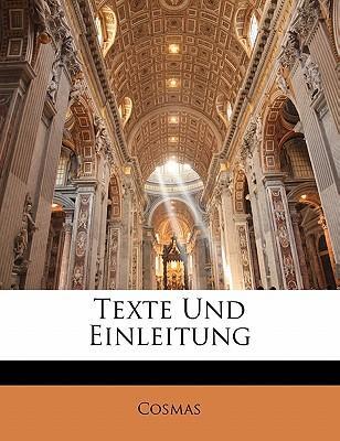 Texte Und Einleitung