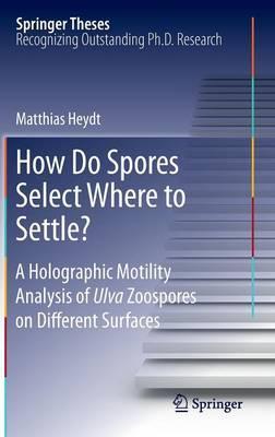 How Do Spores Select Where to Settle?