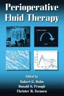 Perioperative Fluid Therapy