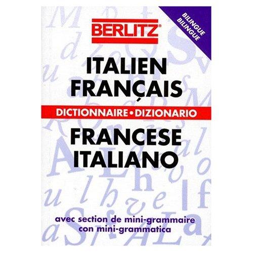 Italien/français - francese/italiano