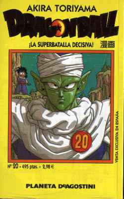 Dragon Ball 20