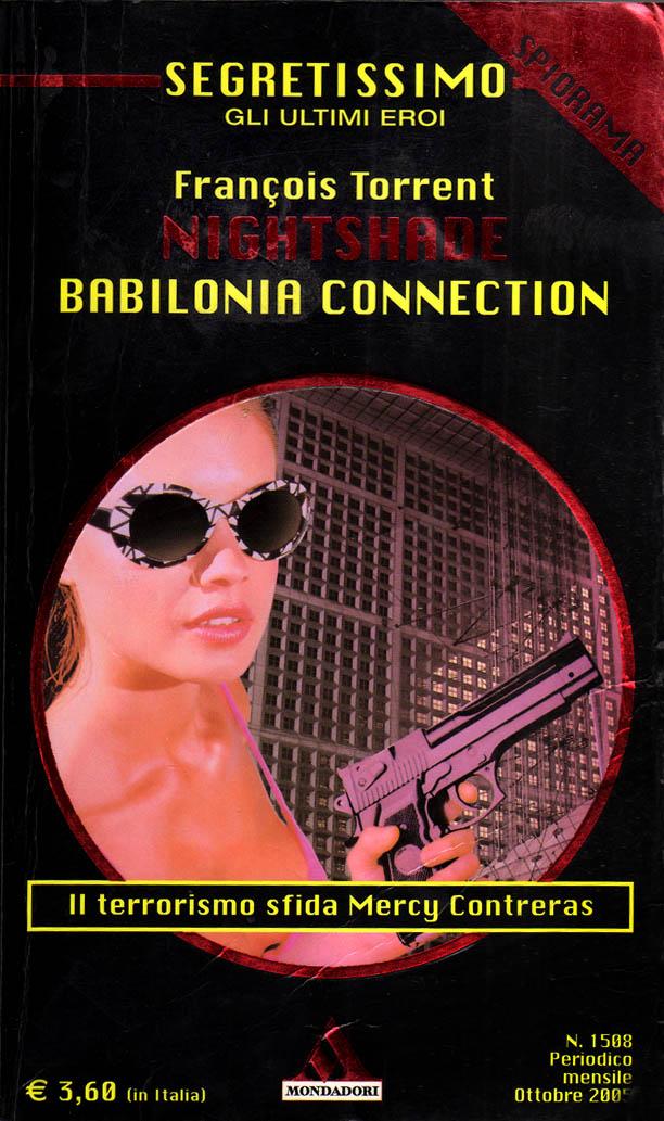 Nightshade: Babiloni...