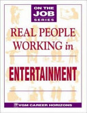 Real People Working in Entertainment
