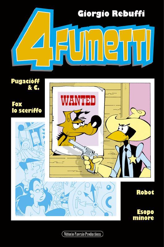 Quattro fumetti