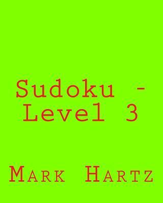 Sudoku Level 3