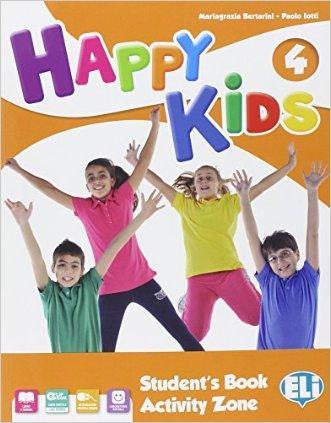 Happy kids. Per la Scuola elementare. Con e-book. Con espansione online