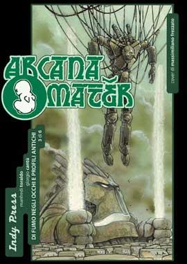 Arcana Mater - 3