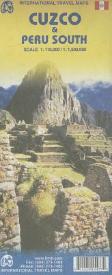 Cuzco & Peru South Travel Reference Map
