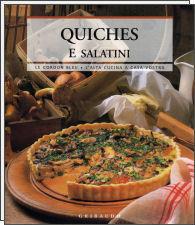 Quiches e salatini