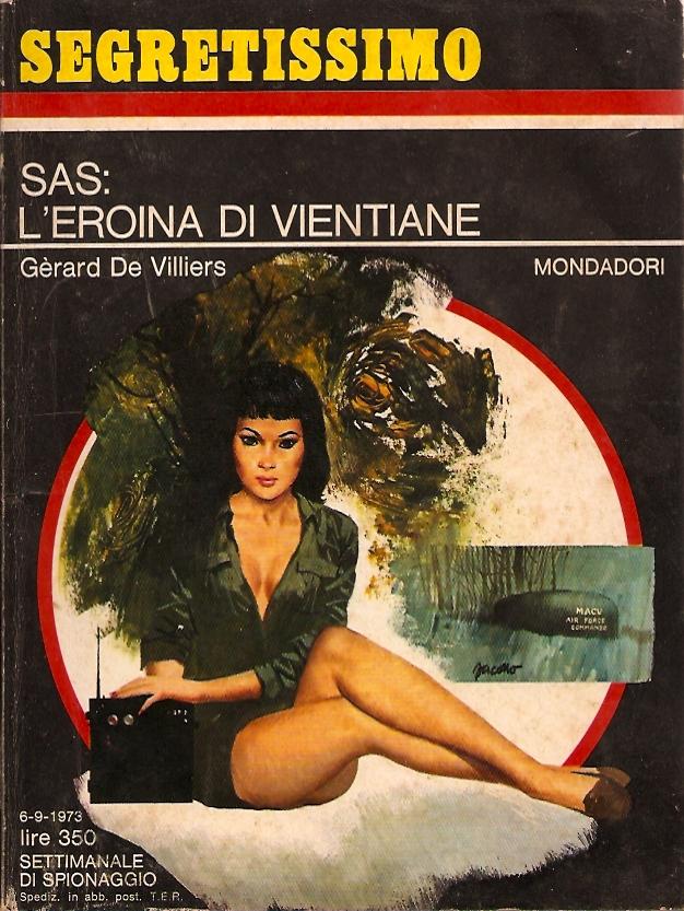 SAS: L'eroina di Vientiane