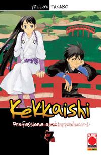 Kekkaishi Vol. 07