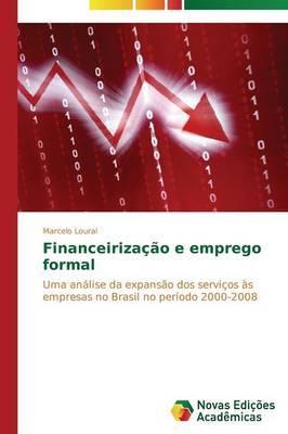 Financeirização e emprego formal