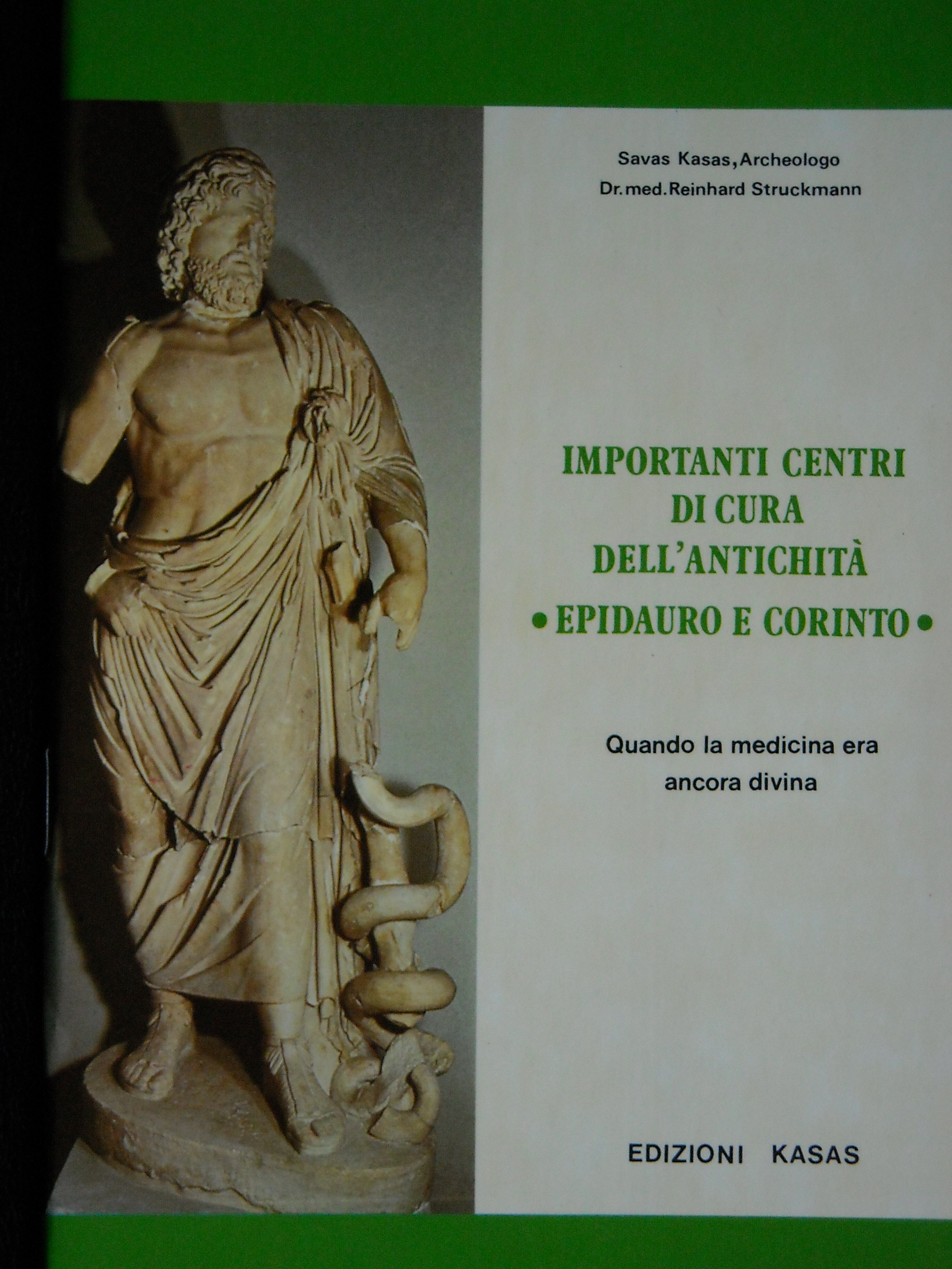 Importanti centri di cura dell'antichità