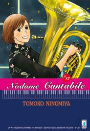 Nodame Cantabile vol. 17