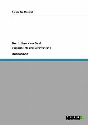 Der Indian New Deal
