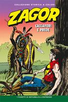 Zagor collezione storica a colori n. 57