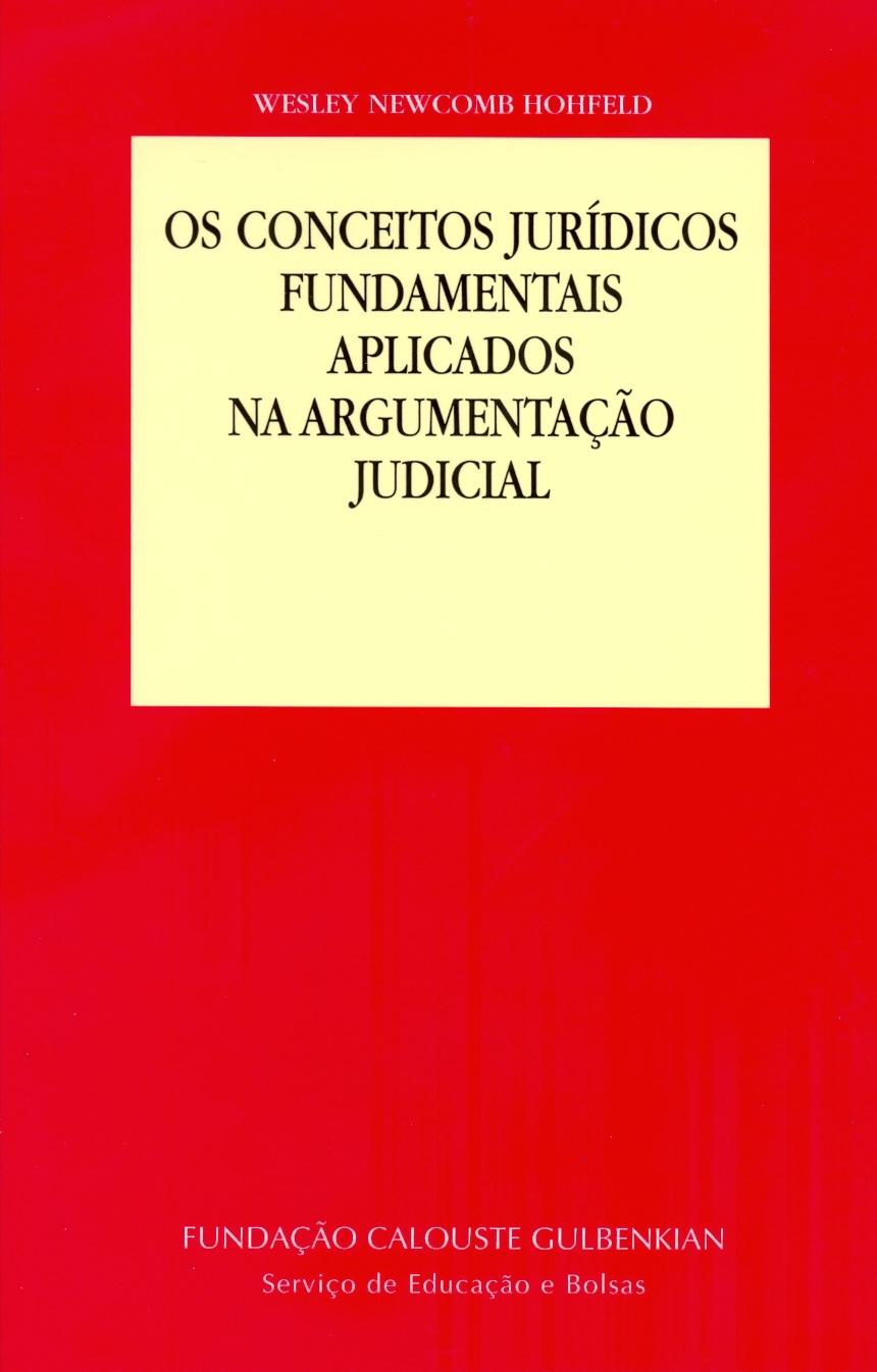 CONCEITOS JURIDICOS FUNDAMENTAIS APLICADOS