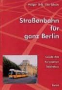 Strassenbahn für ganz Berlin