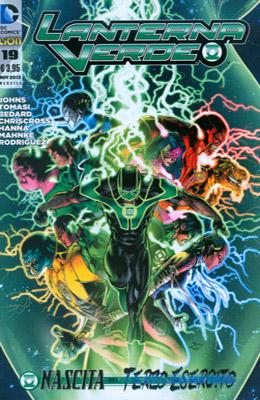 Lanterna Verde #19