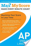 My Max Score AP English Language and Composition