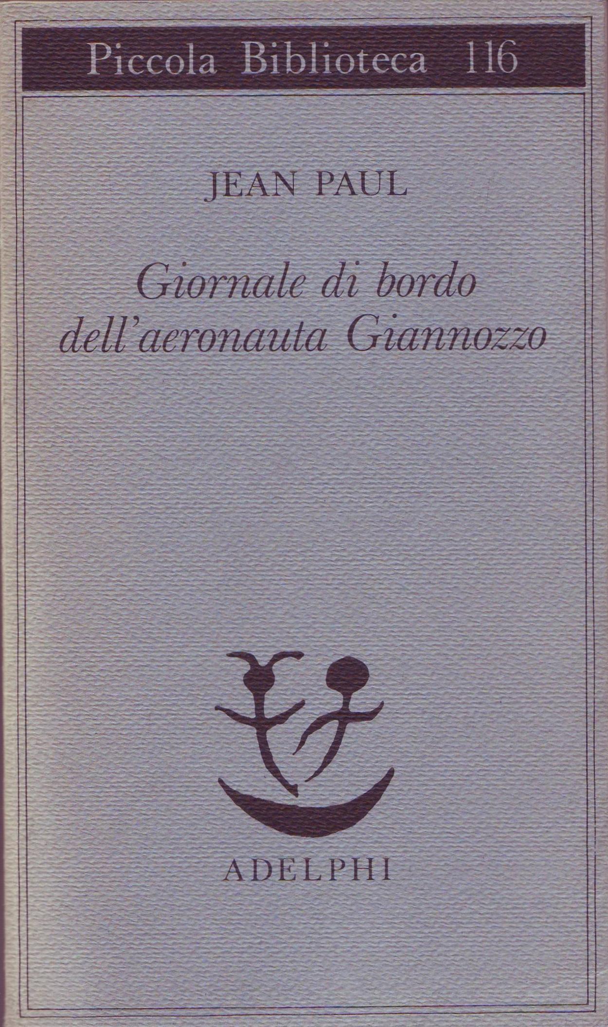 Giornale di bordo dell'aeronauta Giannozzo