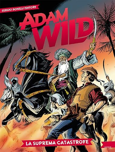 Adam Wild n. 17