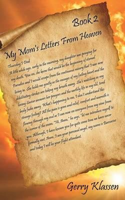 MY MOMS LETTERS FROM HEAVEN-BK