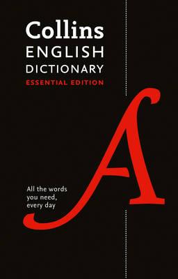 English dictionary essential