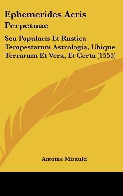 Ephemerides Aeris Perpetuae