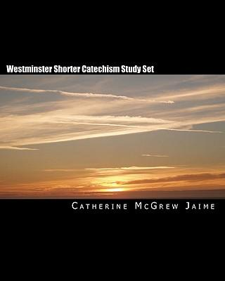 Westminster Shorter Catechism Study Set