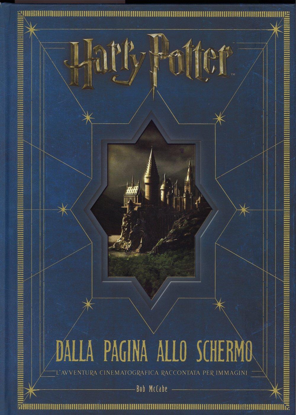 Harry Potter dalla pagina allo schermo