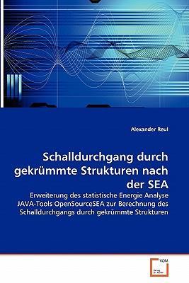 Schalldurchgang durch gekrümmte Strukturen nach der SEA