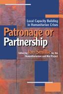 Patronage or partner...