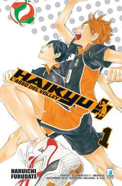Haikyu!! vol. 1